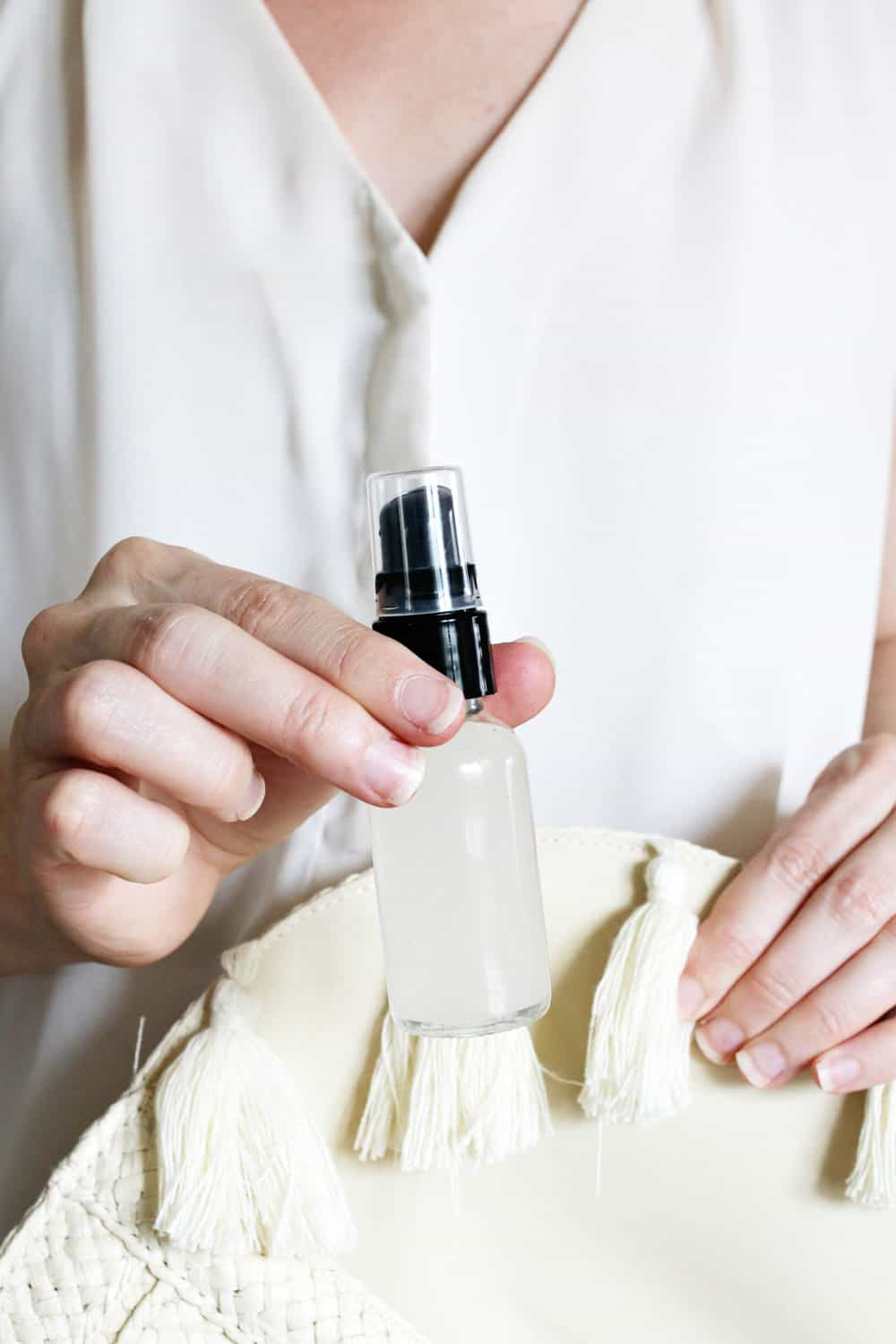 How to Make Hand Sanitizer with Essential Oils