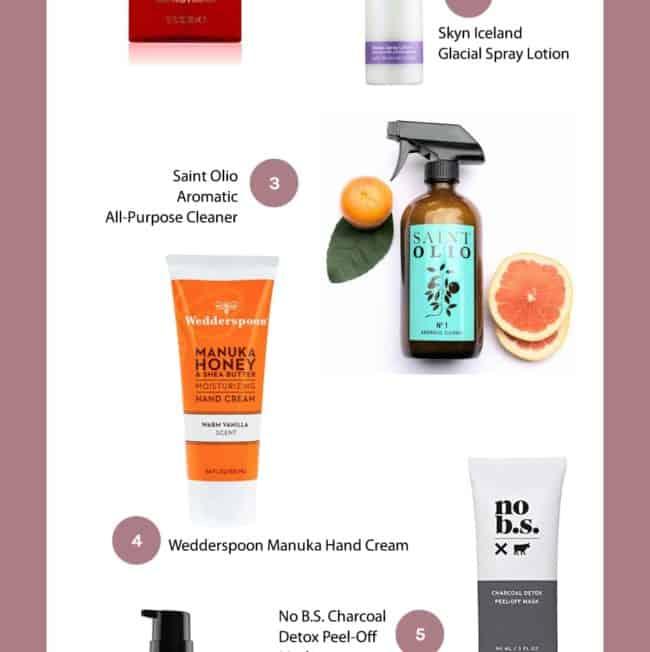 Manuka Honey Hand Cream + 5 More Things We're Loving