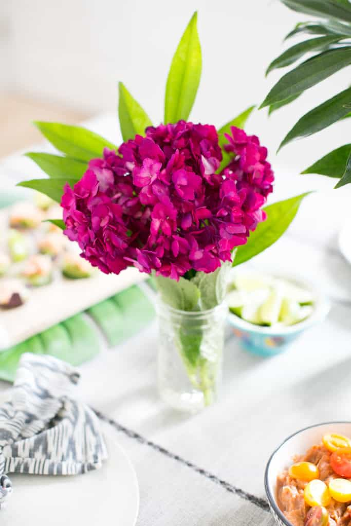 Busy Girl's Stress-Free Guide to Last Minute Entertaining