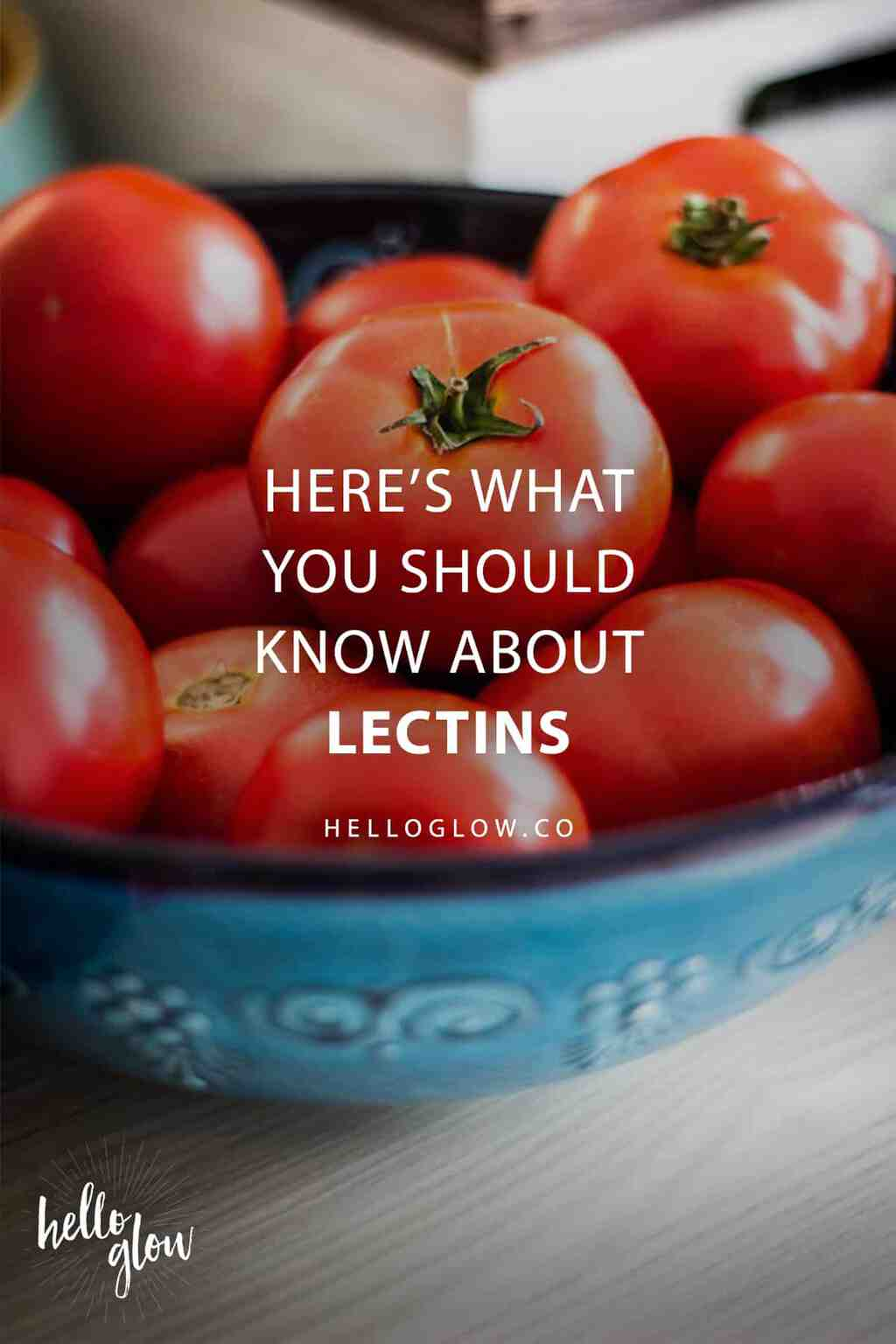 Here's What You Should Know About Lectins