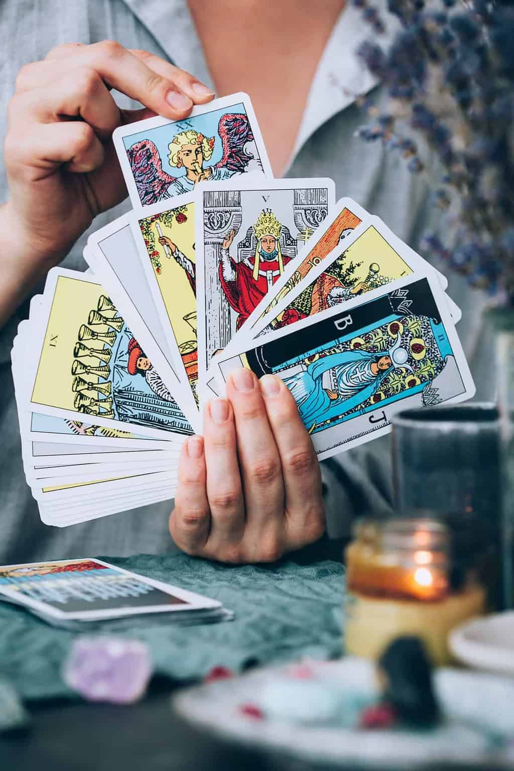 How To Tune Into Your Inner Wisdom With Tarot Cards