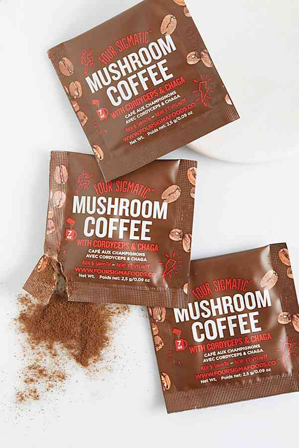 Four Sigmatic Coffee With Cordyceps