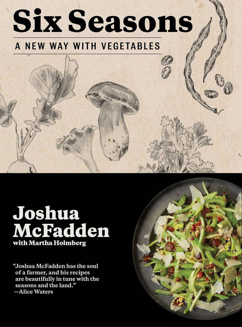 Six Seasons: A New Way with Vegetables Hardcover
