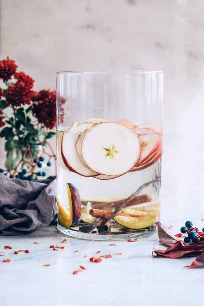 21 Infused Waters for Fall