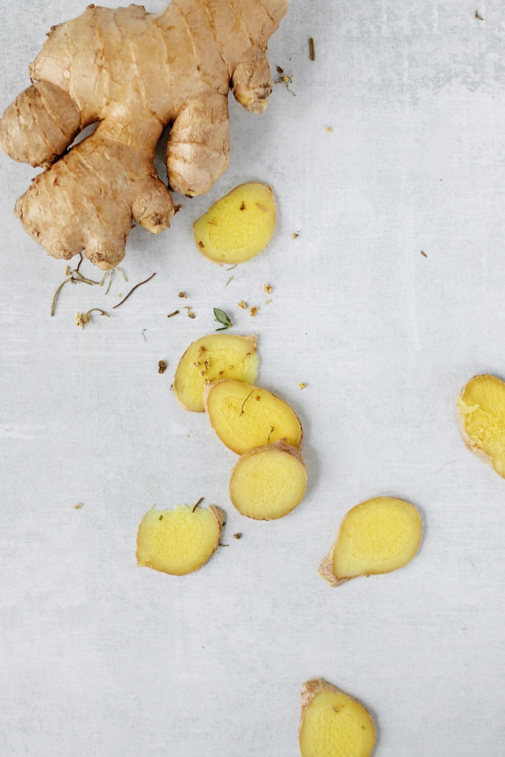 Homemade Ginger Tea + The Health Benefits of Ginger