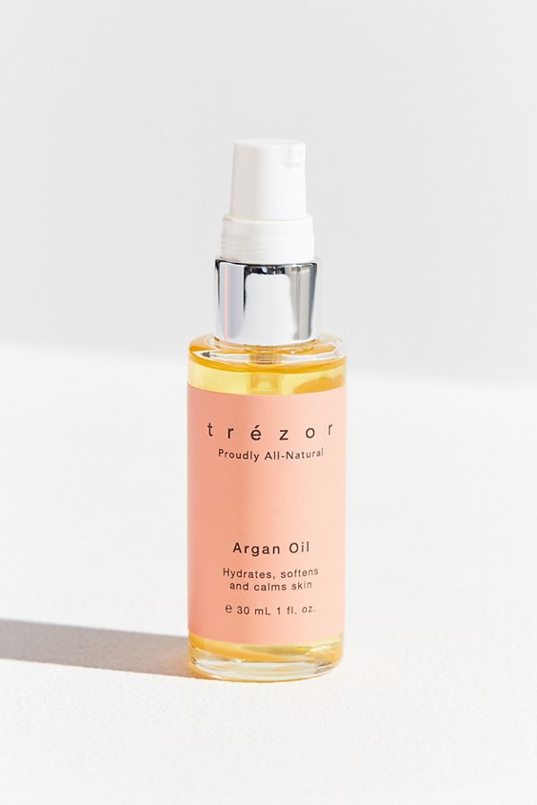 Trézor Argan Oil