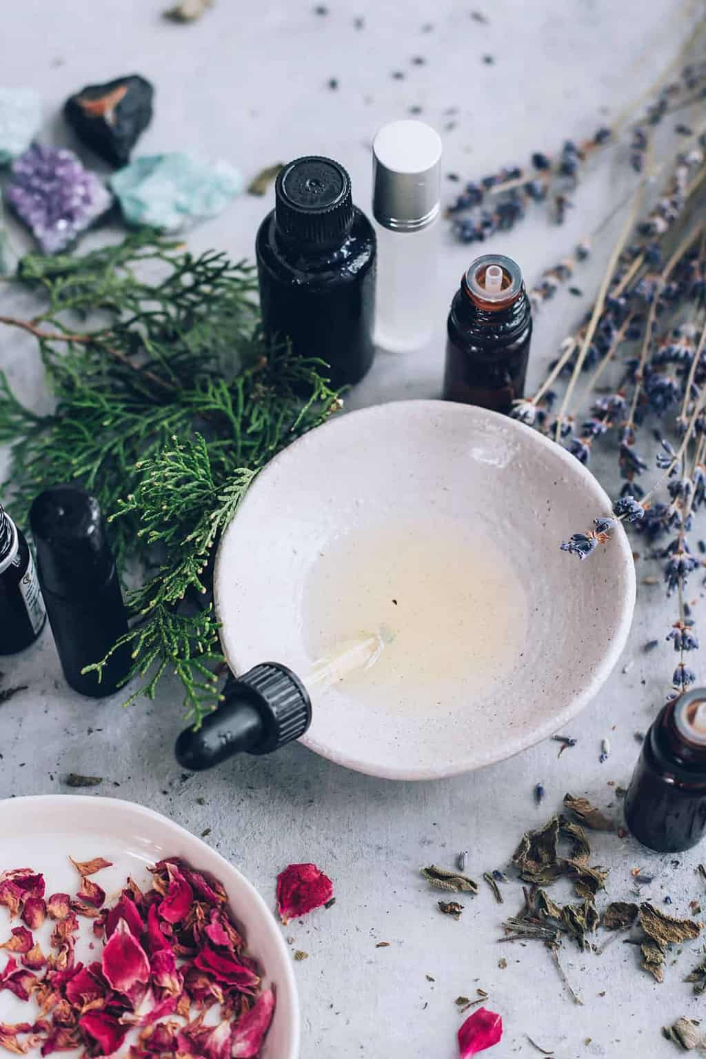 The Best Essential Oils for PMS + Cramps