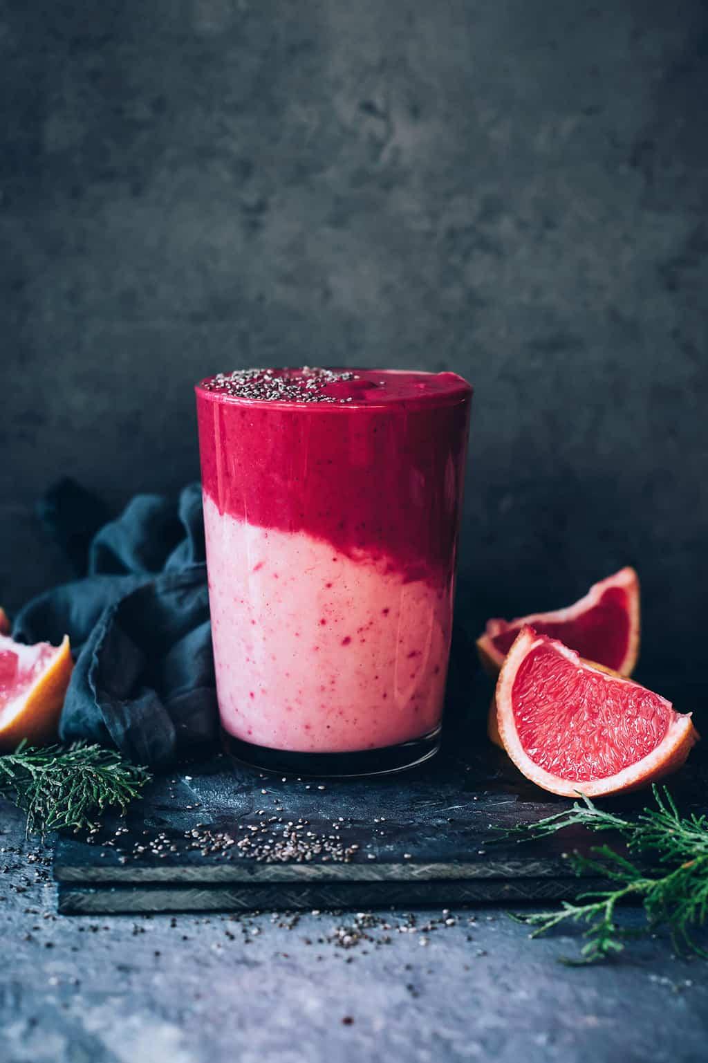 Grapefruit Immune Boosting Smoothie