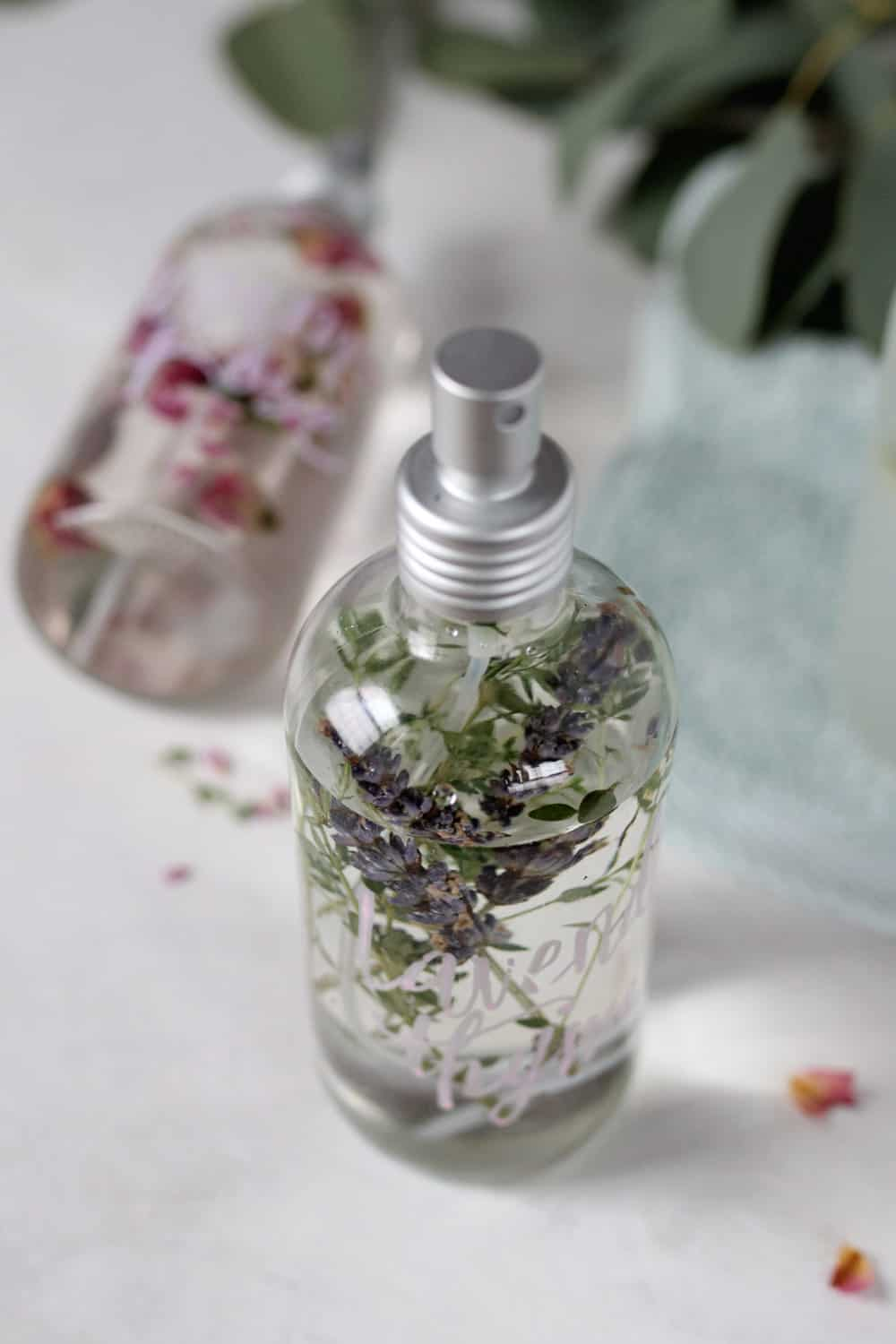 Upgrade Your Shower with These DIY Aromatherapy Shower Sprays