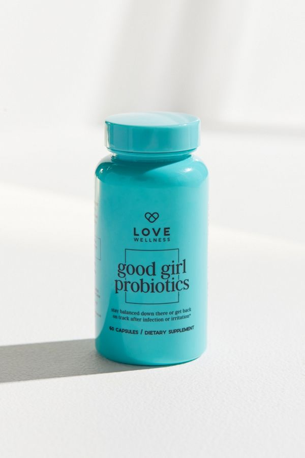 Love Wellness Good Girl Probiotics