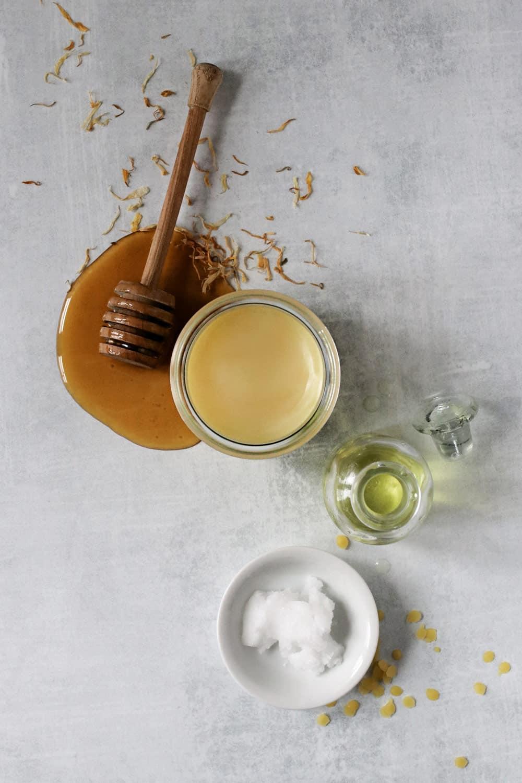 Homemade Eczema Balm