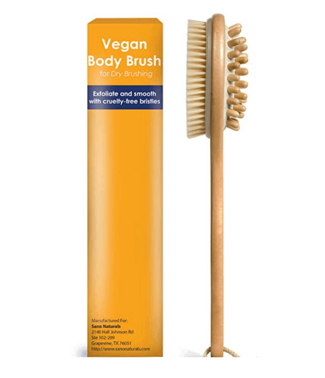 Vegan Body Brush