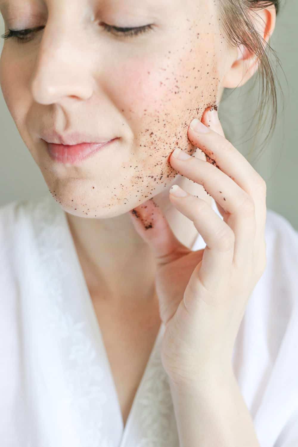 DIY Coffee Scrub For Face
