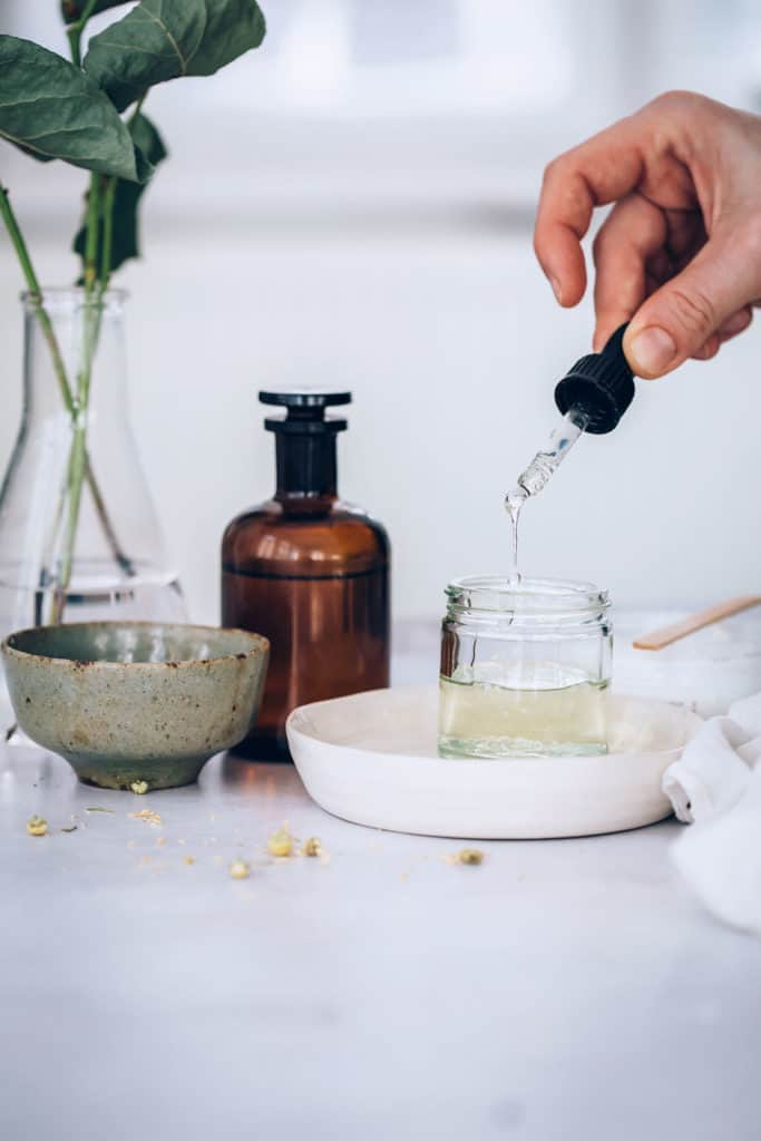 Anti-inflammatory moisturizer | 25 Beauty Recipes To Make At Home