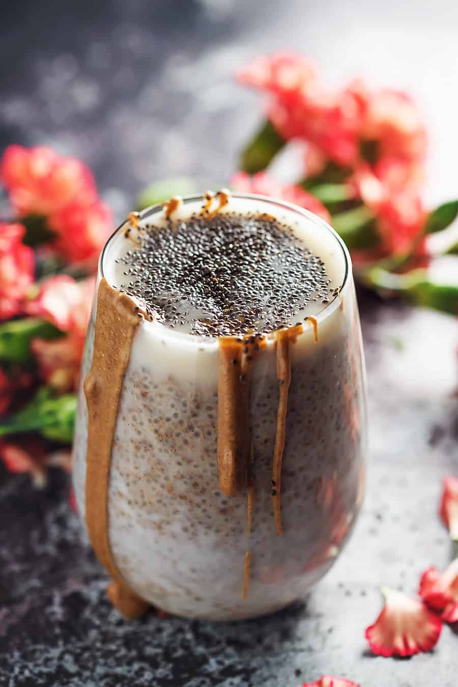 Keto Chia Pudding with Almond and Cinnamon from Low Carb With Jennifer  | 9 Keto Breakfast Recipes