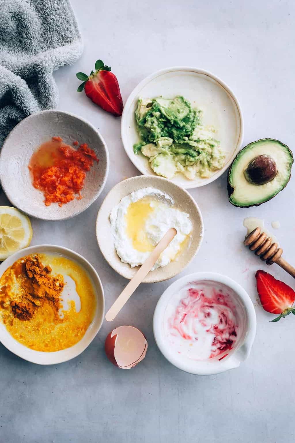 5 Recipes for Making a Hydrating Face Mask