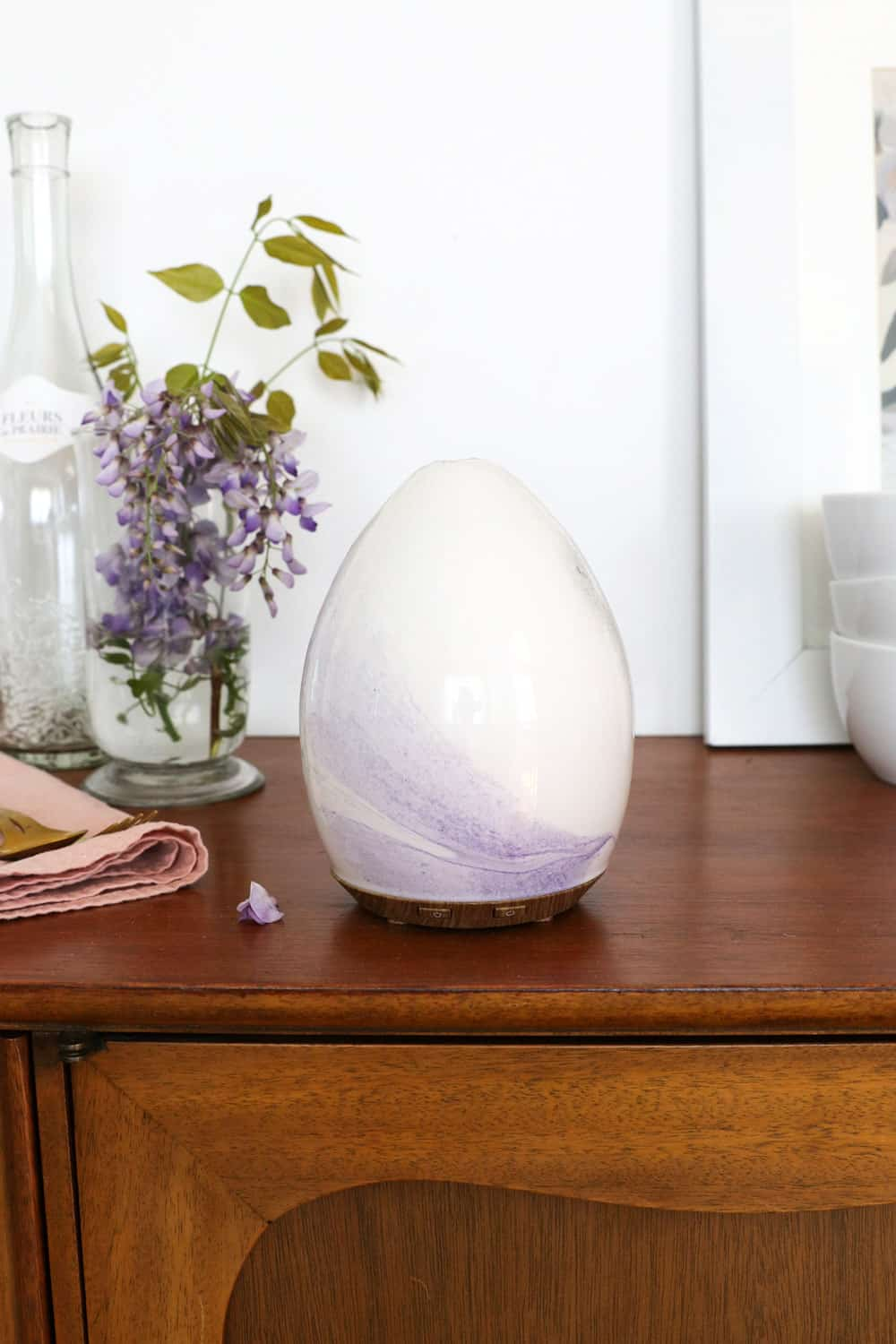 The Benefits of Essential Oil Diffusers + 4 Summer Blends to Try