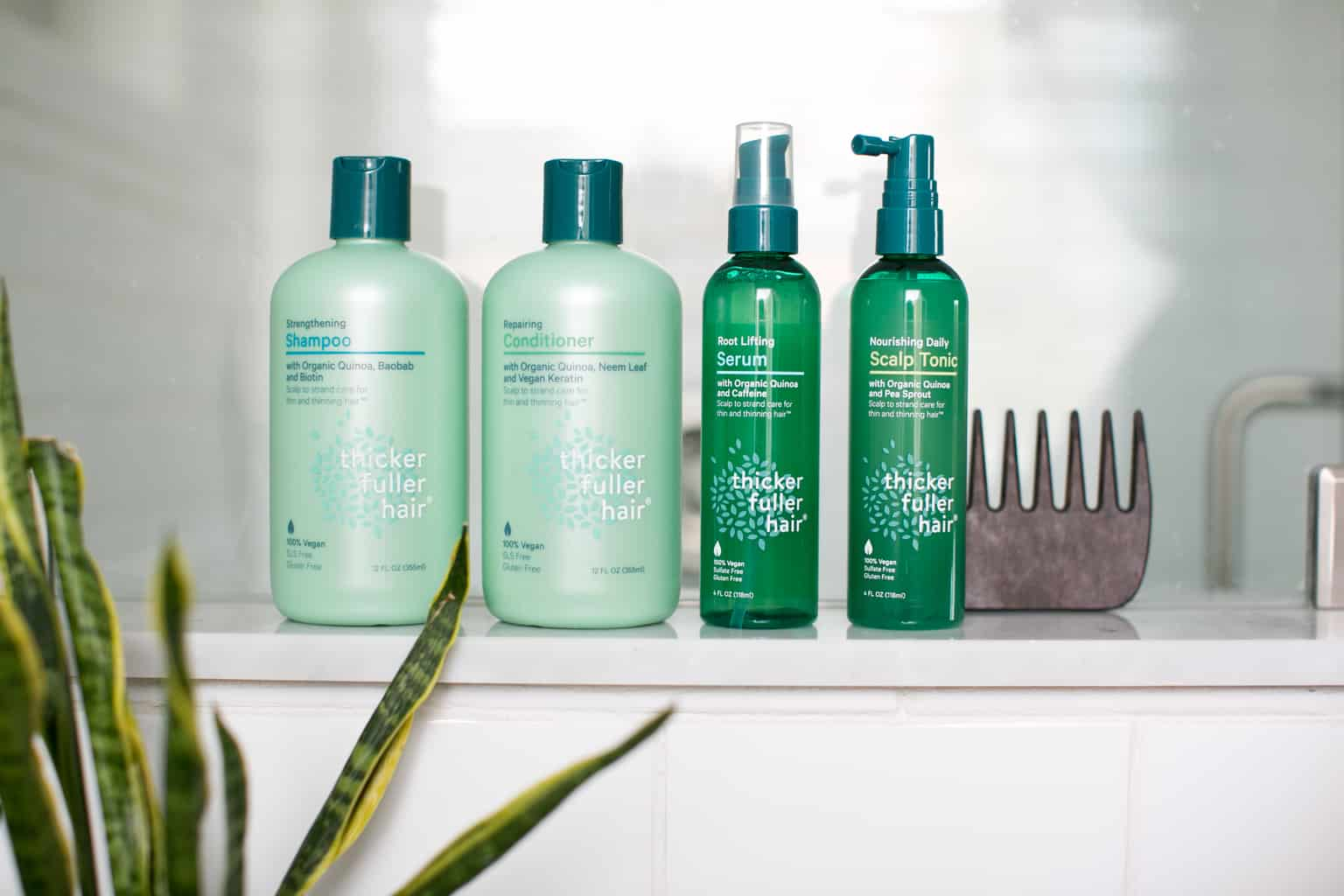 Thicker Fuller Hair products