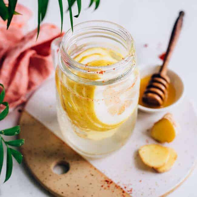 Lemon Cleanse Water Recipe