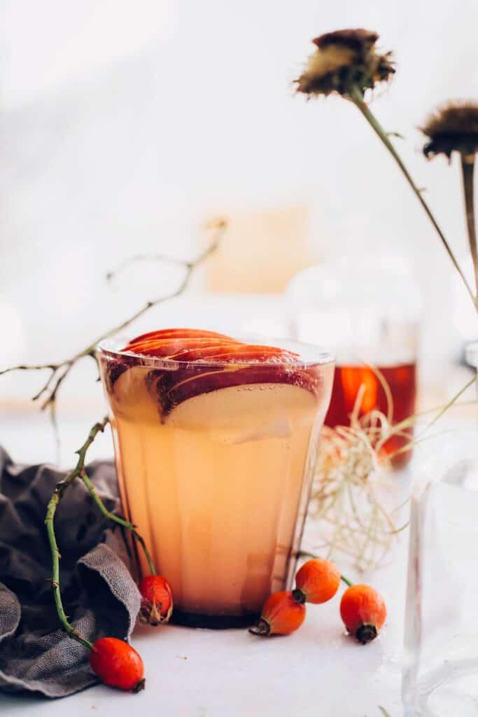 Bourbon Ginger Cider Recipe