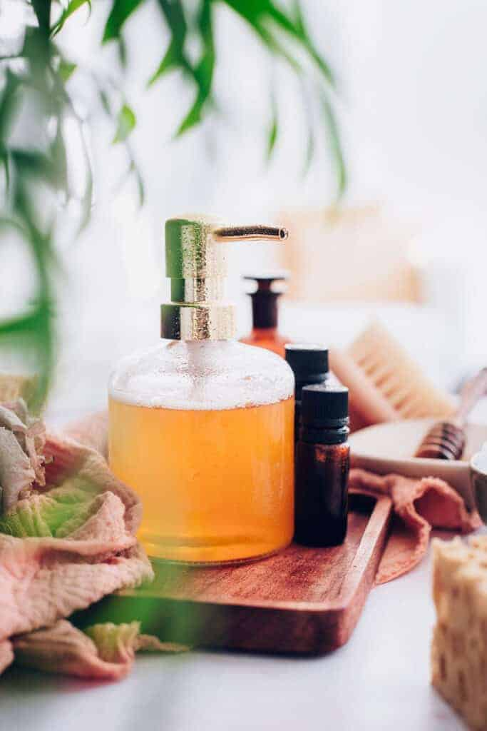 Nourish Your Skin With A Diy Coconut Honey Body Wash Hello Glow