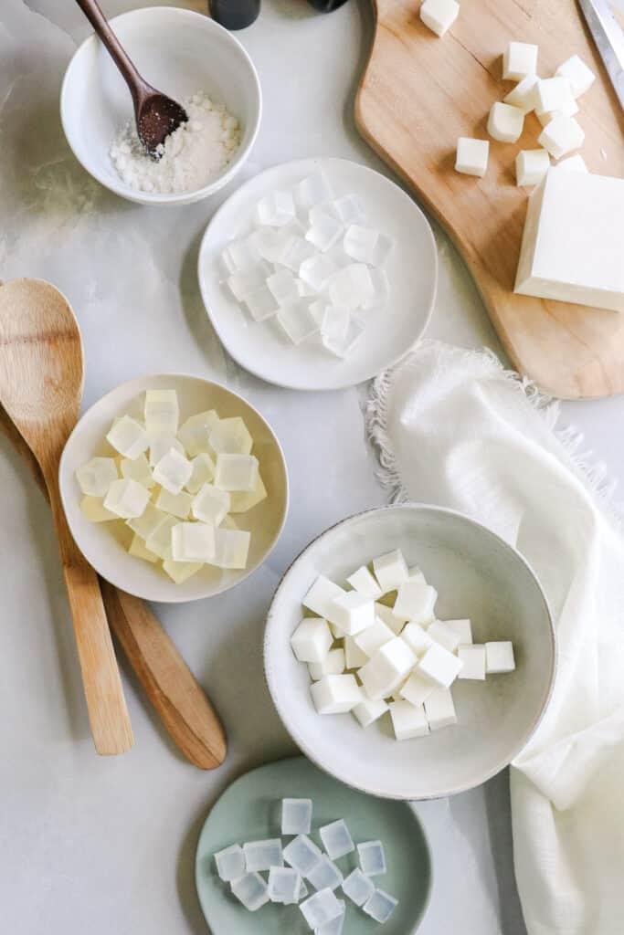 Soap Bases for Melt & Pour Soap