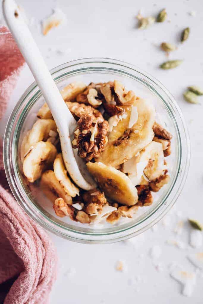 Maple Chai-Spiced Nut Mix