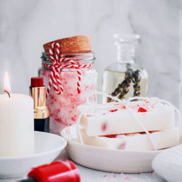 Peppermint Gift Basket