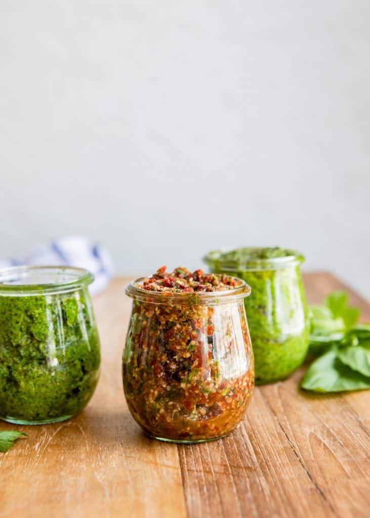 Hemp Seed Pesto from Hello Veggie