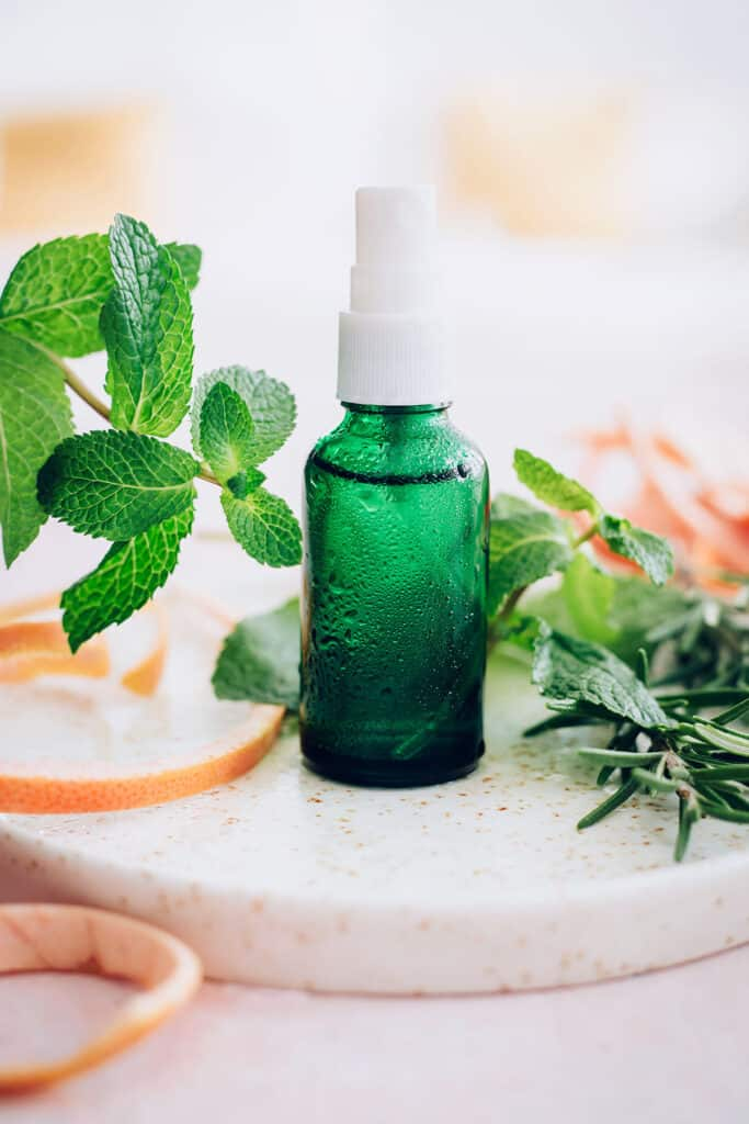 How to make hydrosol perfume