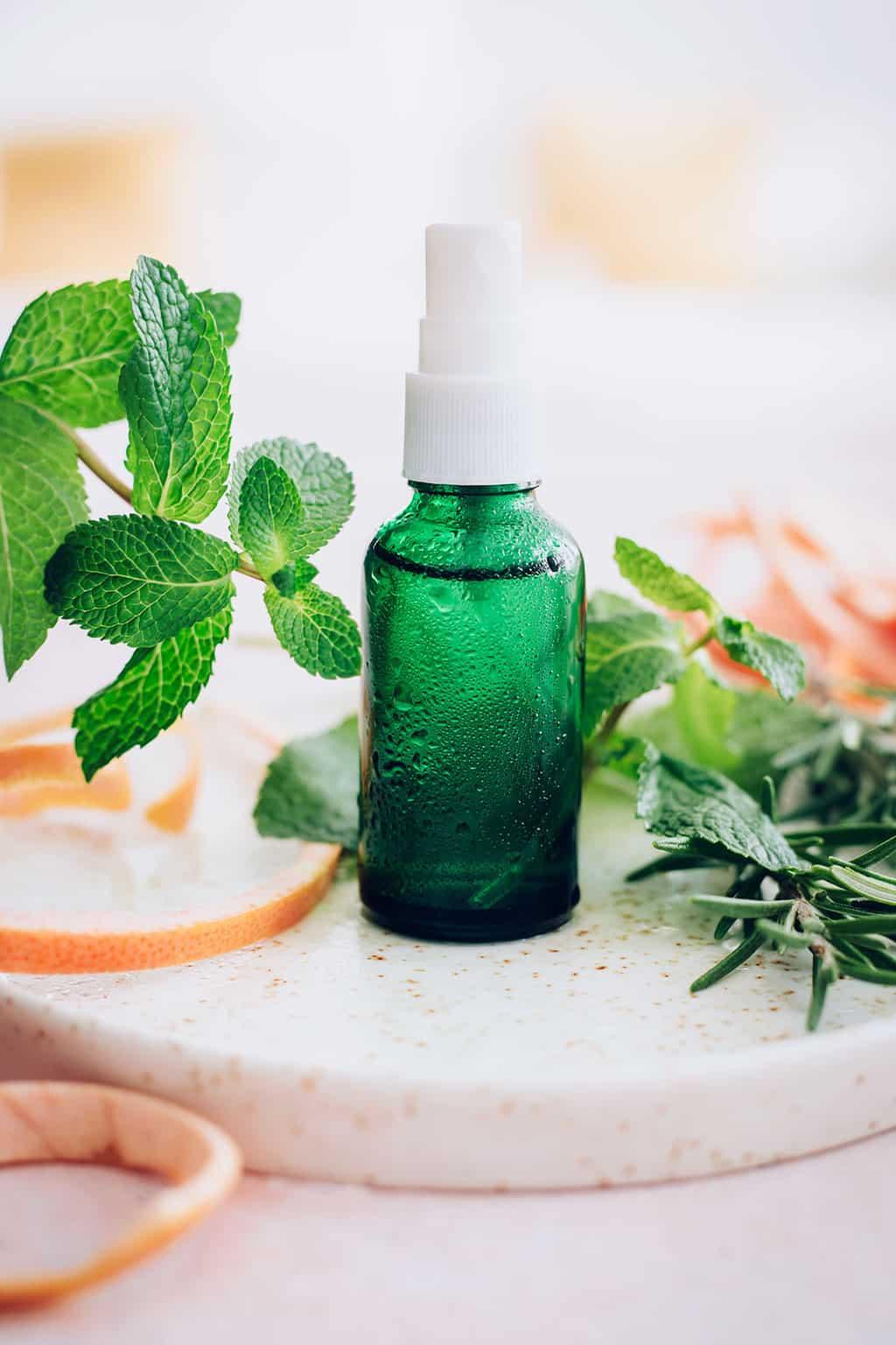Herbal Hydrosol Perfume