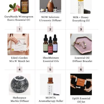 9 gifts for the essential oil obsessed