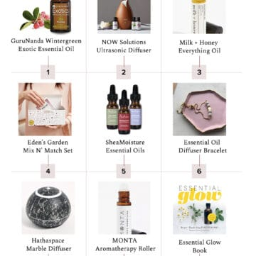 9 Gifts for the Essential Oil Obsessed - HelloGlow.co