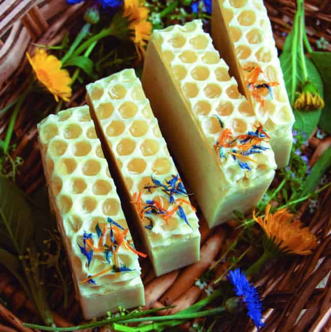 Wildflower Honey Soap Recipe