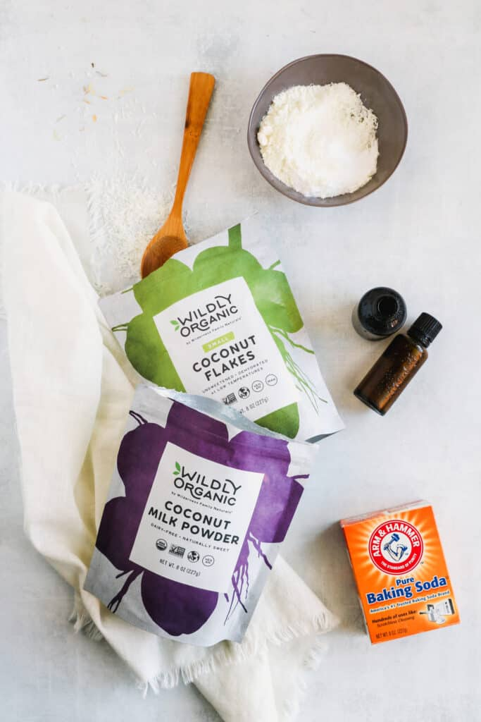 Coconut Milk Bath Soak Recipe