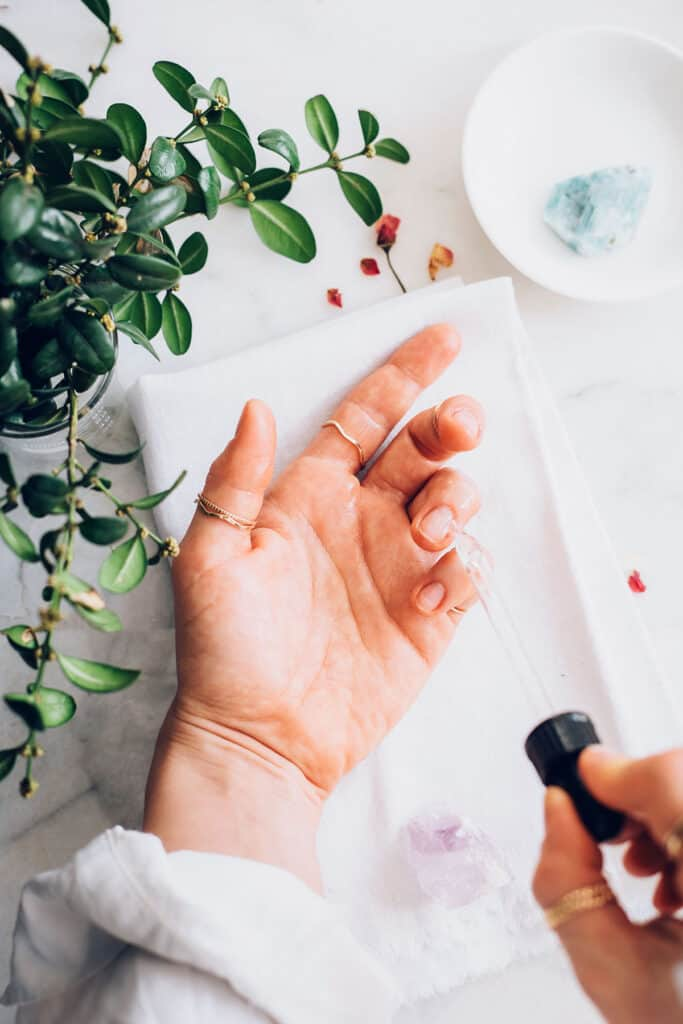 No Polish Manicure Cuticle Oil