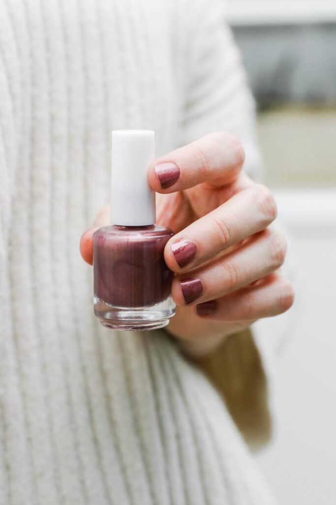 How to make your own nail polish