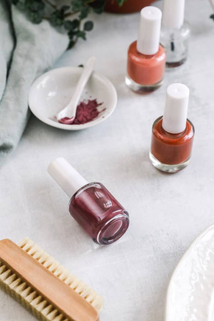 Learn how to make your own nail polish