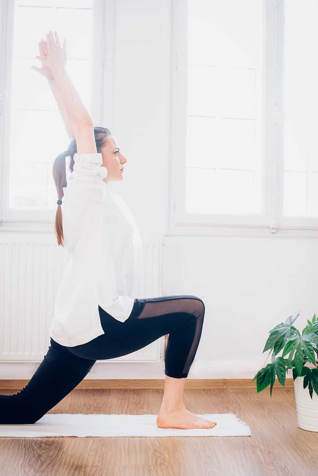 46 Best Yoga Poses for Desk Workers  Hello Glow