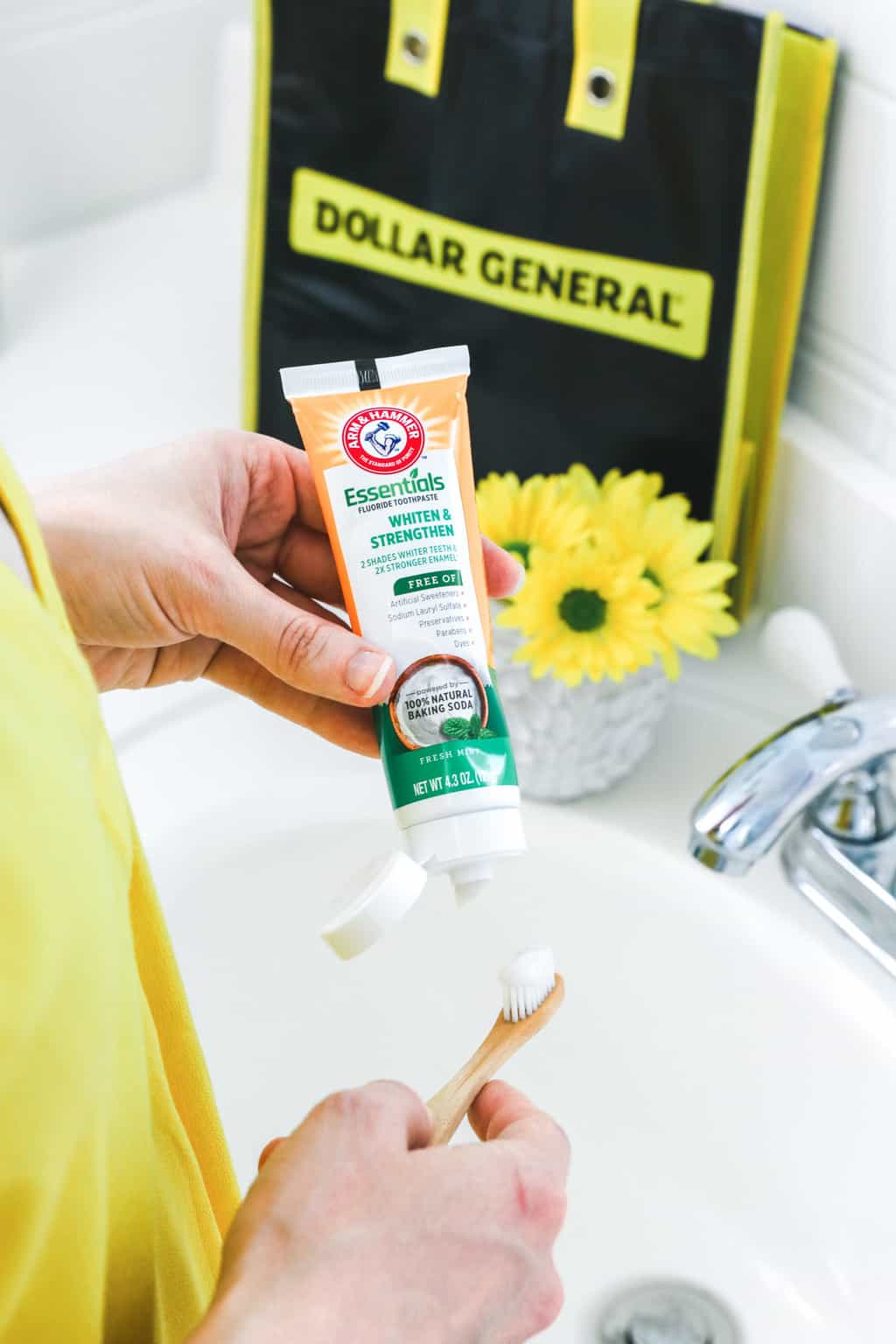 5 Reasons You Should Be Brushing with Baking Soda