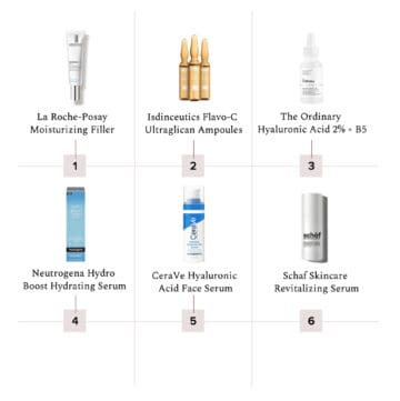 The Best Hyaluronic Acid Serums on the Market, According to Derms - HelloGlow.co