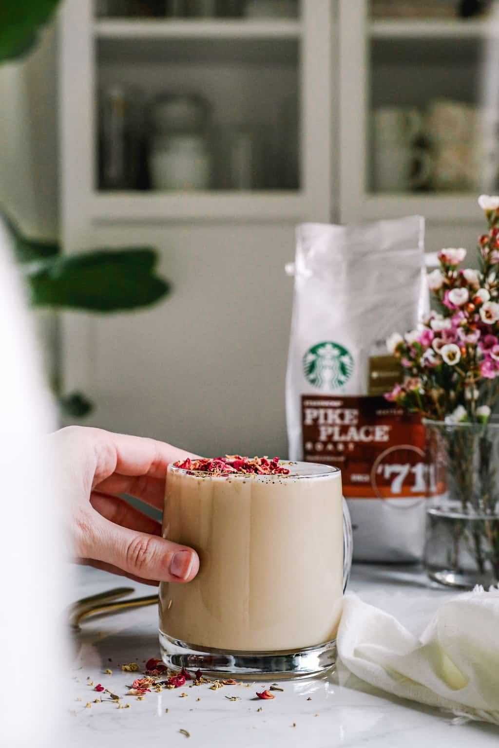 3 Floral Latte Recipes