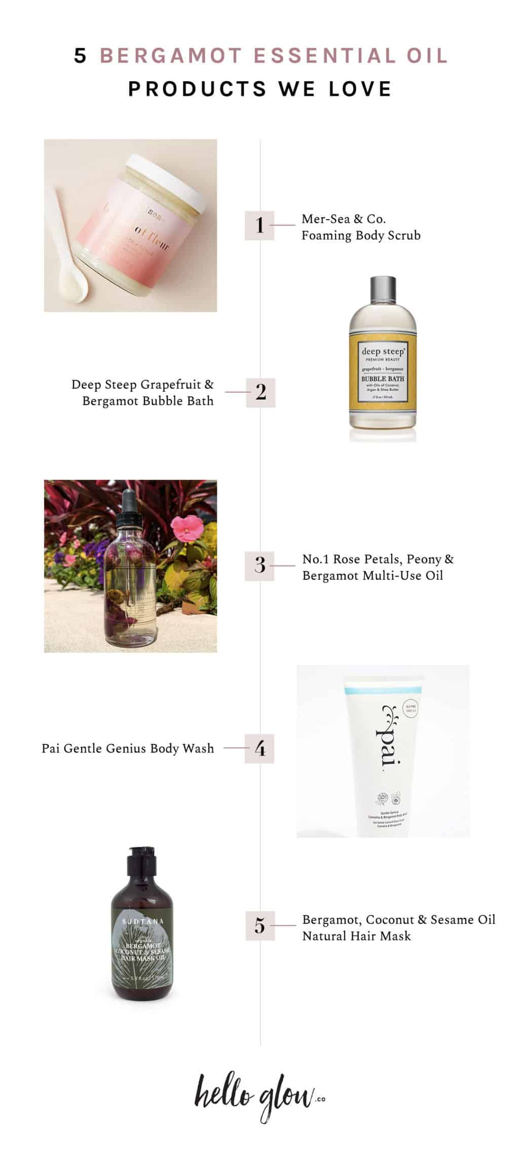 Beauty Uses for Bergamot Essential Oil - 5 Bergamot Beauty Products We Love on HelloGlow.co