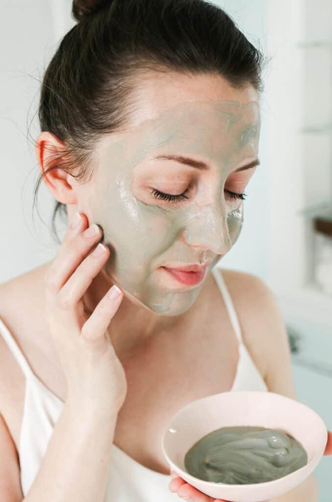 At-Home Oxygen Facial