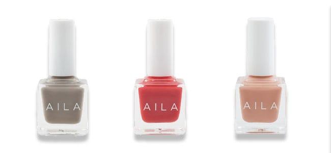 AILA - Best Non-Toxic Nail Polishes | HelloGlow.co