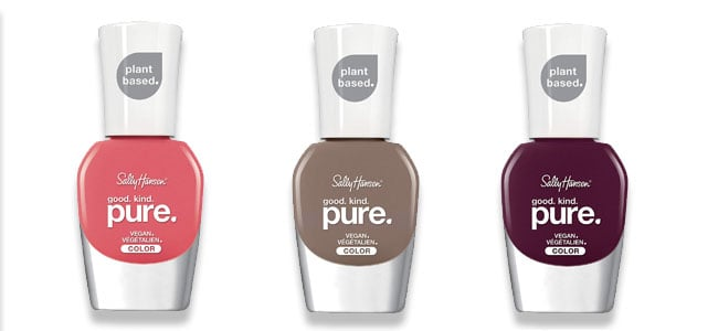 Sally Hansen Good. Kind. Pure. - Best Non-Toxic Nail Polishes | HelloGlow.co