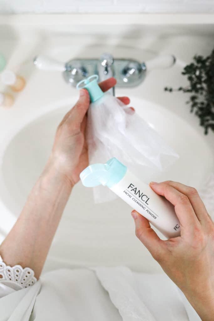 Fancl Facial Cleansing Powder