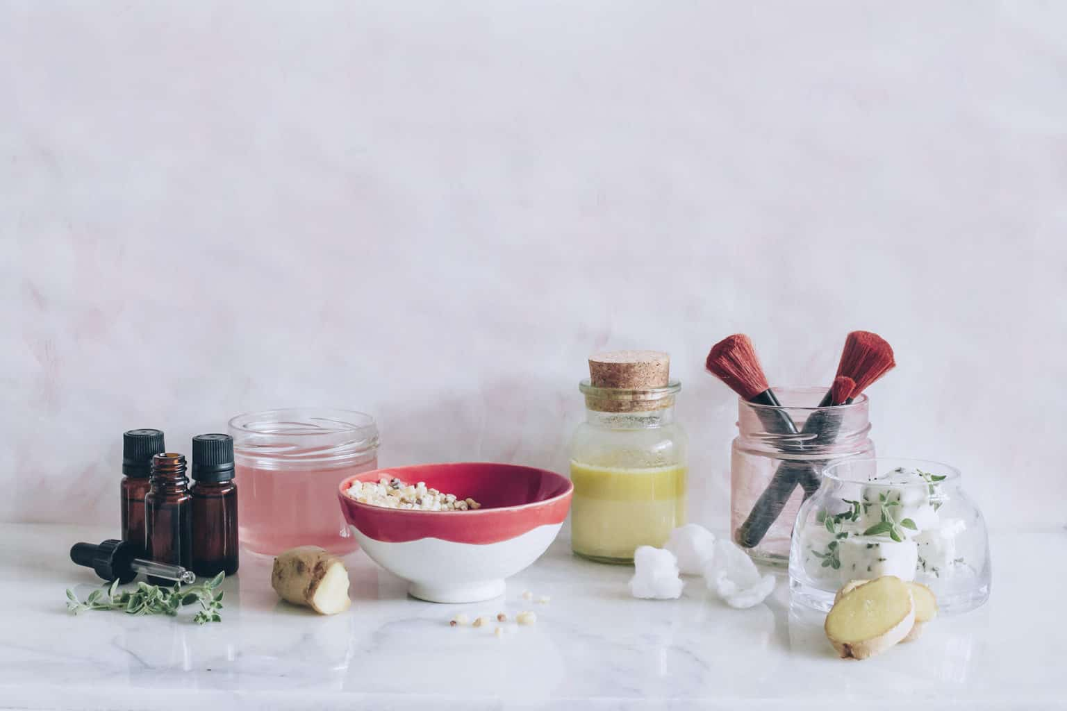 14 Must-Have DIY Beauty Ingredients