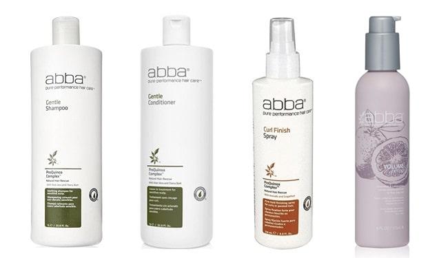 Abba Hair Care