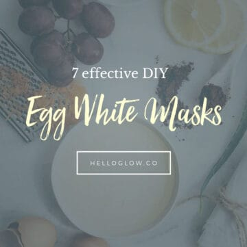 7 Effective Egg White Masks for Every Skin Type - HelloGlow.co